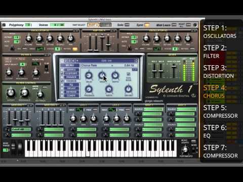 Sylenth1 Tutorial: Classic Uplifting Trance Rollbass (FREE preset download)