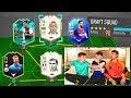 W2S Vs BRO In 190 FUT DRAFT CHALLENGE FIFA 20