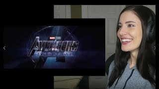 Download Avengers 4 Trailer REACTION Video