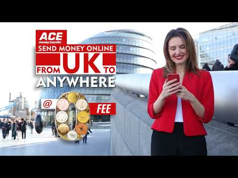Send Money Online from UK to Anywhere Absolutely FREE.