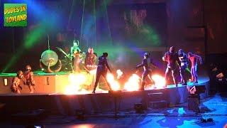 Marvel Universe Live highlights - San Jose, CA