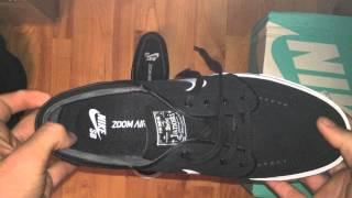 0db2e0c7 Nike SB Zoom Stefan Janoski (Black/Mint) Tiffany Colorway