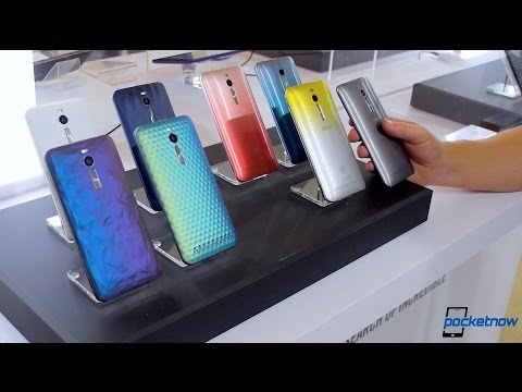 Asus ZenFone 2: Big on Features, Small on Price (CES 2015 Hands-On)