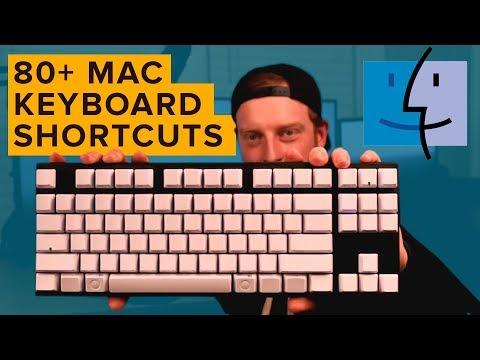 Keyboard Cardio: 80+ Mac Keyboard Shortcuts in 15 minutes