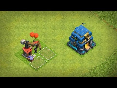 New weapon??? UPDATE leaked photo clash of clans(Hindi)sam1735