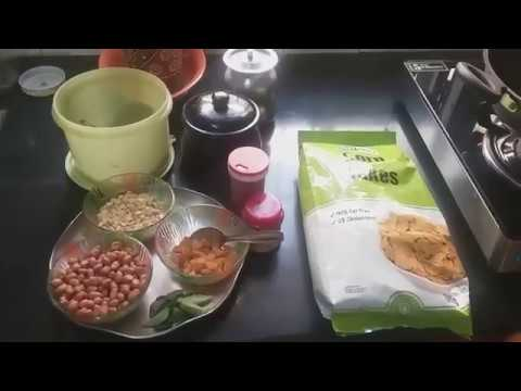 Corn flakes mixture in tamil