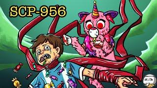 Piñata SCP-956 The Child-Breaker (SCP Animation)