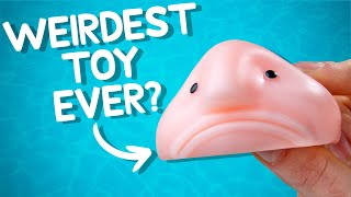 7 Toys So Ugly, They're Actually Awesome • White Elephant Show #26