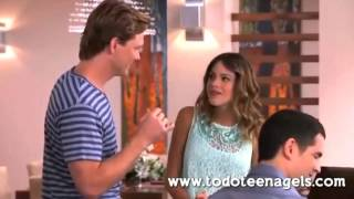 Виолетта поёт с Матиасом.(2 сезон)