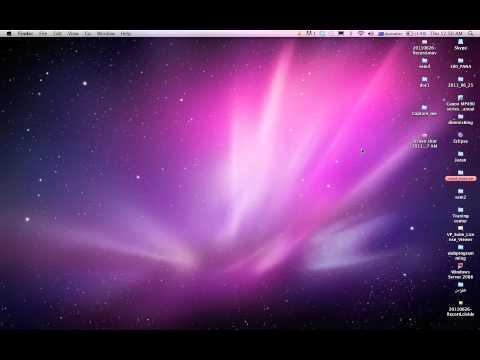 كيفية طباعة الشاشه print screen في Macbook pro