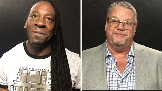 Booker T and Bruce Prichard are blown away by NXT Live