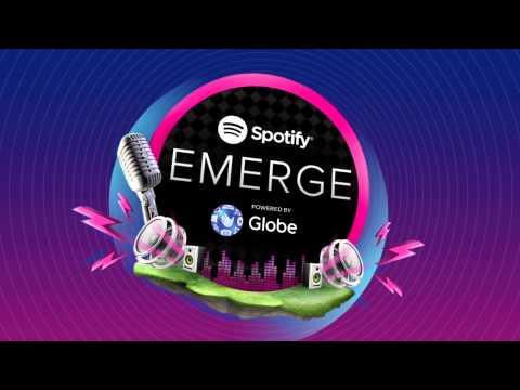 Spotify Emerge by Globe