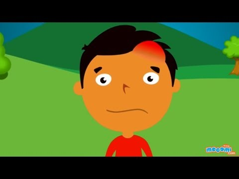 What are Bumps and Bruises? - Human Body Facts | Science for Kids | Educational Videos by Mocomi