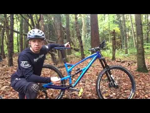 First ride on the 2018 Nukeproof Mega 290 Comp (and welcome back Ben!)