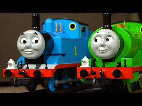 Thomas and Friends - The Fastest Locomotive Is...