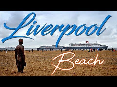 Liverpool Crosby Beach 2018