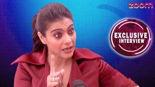 Kajol Talks About Her UPCOMING PROJECTS  & Karan Johar | Exclusive