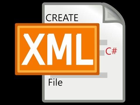 Create XML File in C#