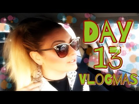 Vlogmas 2017 Day 13 | An Antler's Goodbye, Gwen's Lingering Inspiration And It's Rudolf not Rudy!