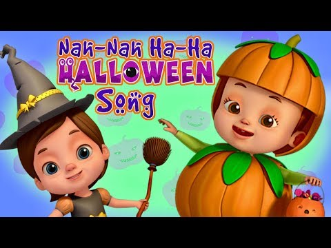 Xxx Mp4 Nah Nah Ha Ha Halloween Song Baby Ronnie Nursery Rhymes Amp Kids Songs 3D Rhymes 3gp Sex