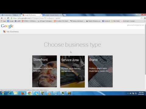 How to create google search right side information box for your company,product or blog website