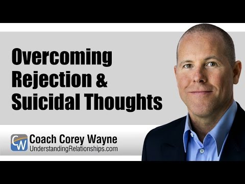 Overcoming Rejection & Suicidal Thoughts
