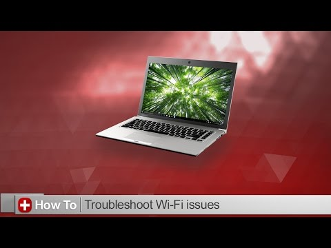 Toshiba How-To: Troubleshooting Wi-Fi issues with Windows 10