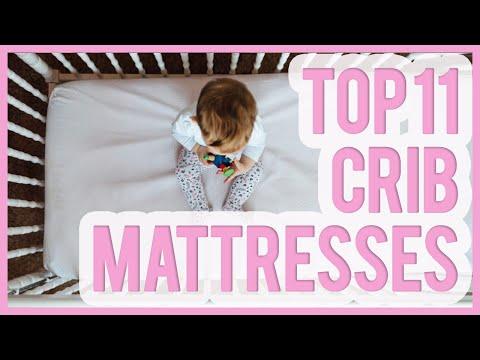 Best Crib Mattress 2016 & 2017 – TOP 11 Baby Crib Mattresses