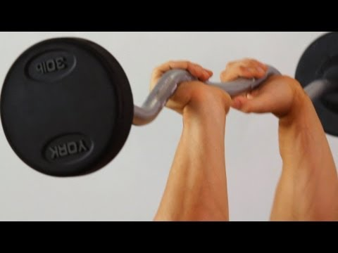 Close Grip Barbell Bench Press | Arm Workout