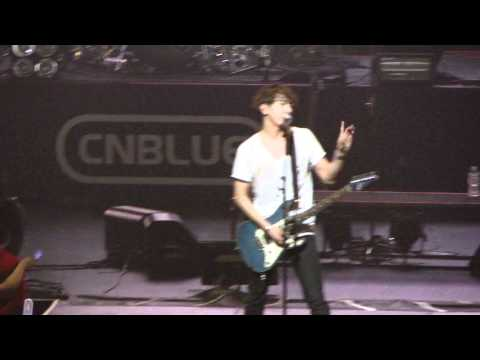 [FANCAM] 120309 CN Blue - I'm A Loner @ Nokia Theater