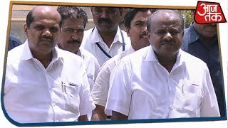 Karnataka Crisis: Assembly Speaker To Decide About The Resignation Of Rebel MLAs, Says SC