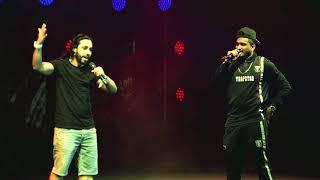 DIVINE @ YouTube FanFest Showcase New Delhi 2018