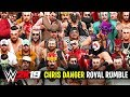 WWE 2K19 CHRIS DANGER 30 MAN ROYAL RUMBLE