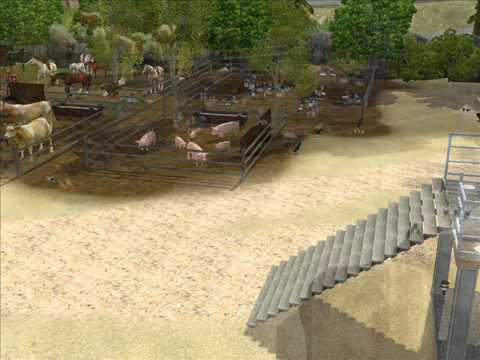sims 3 tropical zoo