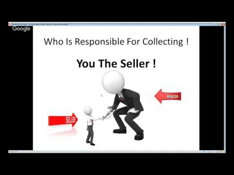 Amazon Sellers - Did You Pay Your Sales Tax?