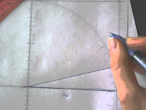 Calculating the Slope Angle