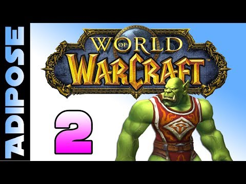 Let's Roleplay World of Warcraft - The BeastMaster #2 You scratch my tusk...