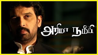 Vikram Prabhu tries to force Minister to reveal truth about the murder | Arima Nambi Climax Scene