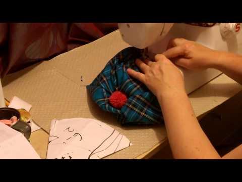 Tam yes a Tam easy sew Scottish hat
