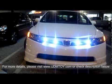 High Power LED Eagle Eye Knight Rider Lighting Kit (Scanner Light)