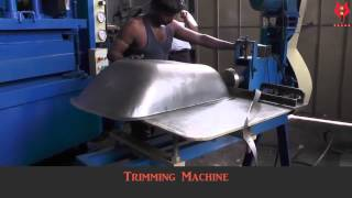 Trolley Manufacturing Machinery By Yashwant Industries, Ahmedabad