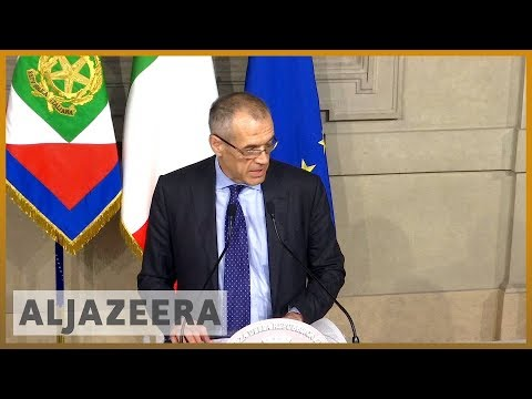 🇮🇹 Italy: New interim PM to setup government quickly for fresh vote | Al Jazeera English