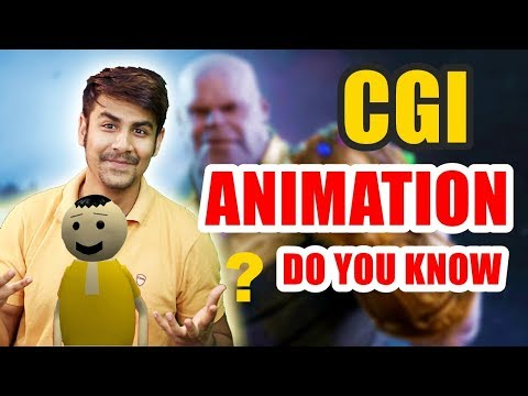 CGI & Animation ? | History of Animated Cartoons | Micky Mouse To Infinity War & Make Joke Of
