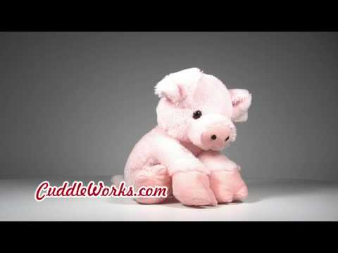 Pig Stuffed Animals at CuddleWorks.com