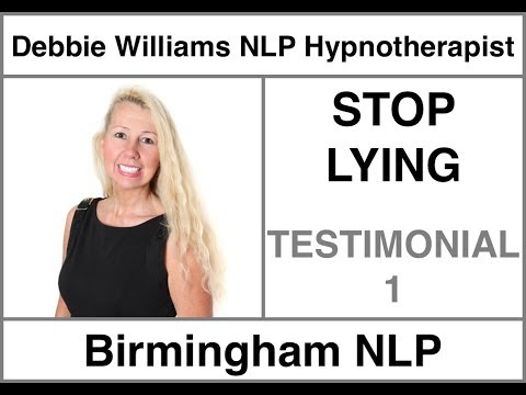 I Was A Compulsive Liar & I Stopped With Help From Birmingham NLP - Lying Help - Testimonial 1