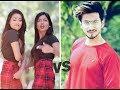Mr.Faisu Vs Gima Ashi | Apna Time Aayega Latest Video | TikTok Lovers
