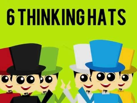 360a07f9b9262 4X's blog: Thinking Skills- De Bono's Thinking Hats