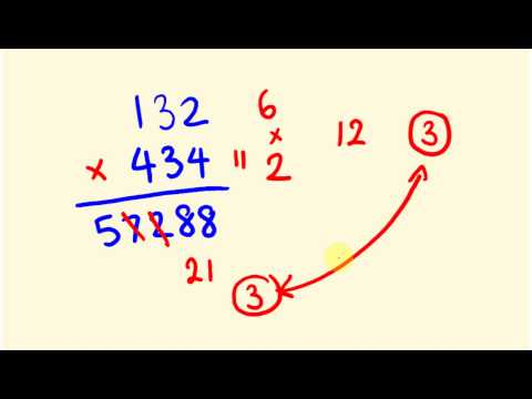 How to check math multiplication - cast out nines trick