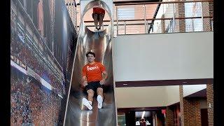 Tour of Clemson University Football Complex