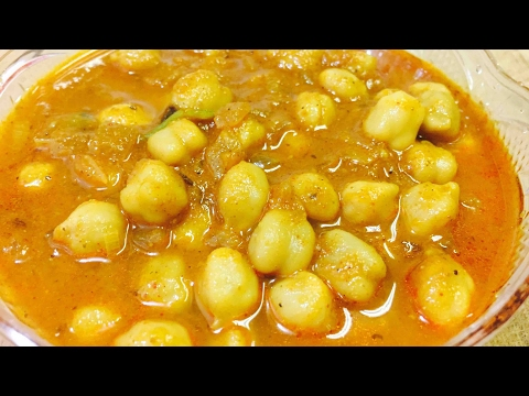 Channa Masala | Side dish for Chappathi/Poori | Easy Cooking